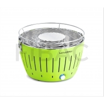 LotusGrill lime green