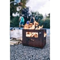 Höfats BEER BOX tulekorv/grillalus
