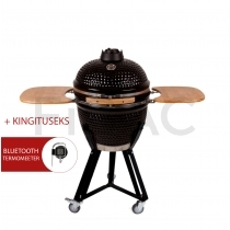 Patton Classic Kamado grill 20'' + KINGITUS