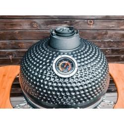 Mis on keraamiline grill?