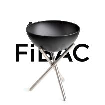 Höfats BOWL Tripod lõkkealus/grill