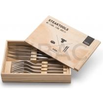 Höfats BBQ nuga & kahvel (4 paari)